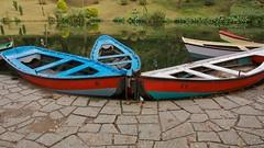Bom Jesus (Natalia Romay Photography) Tags: park trip travel parque portugal canon boats botes viajes canoes canoas santuario minho bomjesus bomjesusdomonte portugallo ilustrarportugal nataliaromay