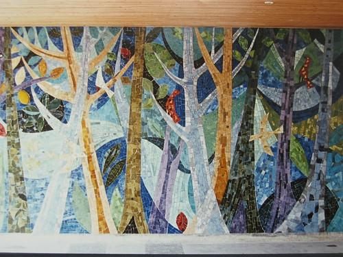 Mosaic art « Gustav van Treeck Werkstätten für Mosaik und