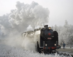 2002-12-07 Steam (beranekp) Tags: winter searchthebest czech locomotive zima heimat neustadt erzgebirge msto nov pra dampf hory lokomotiva mywinners krun steat parn krunoho