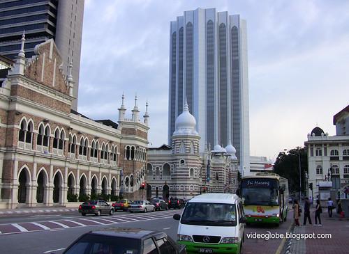 Kuala Lumpur arhitecture