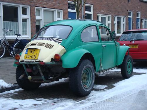 baja volkswagen. 1972 VW Käfer Baja Bug (135031