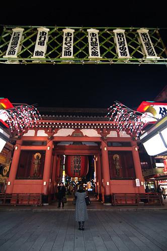 浅草歌舞伎 雷門