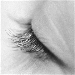 closed eye (ohrfeus) Tags: eye closed eyelash auge wimpern msh0110 msh01107