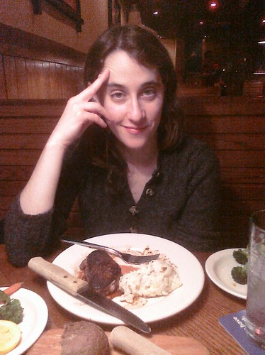 Ptw Jenn at Outback
