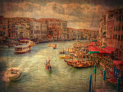 venice (Kris Kros) Tags: venice italy texture photoshop boat canal europe grand hdr kkg banca italiano cs4 photomatix beautifulshot soulscapes 1xp abigfave specialtouch updatecollection magicunicornverybest kkgallery
