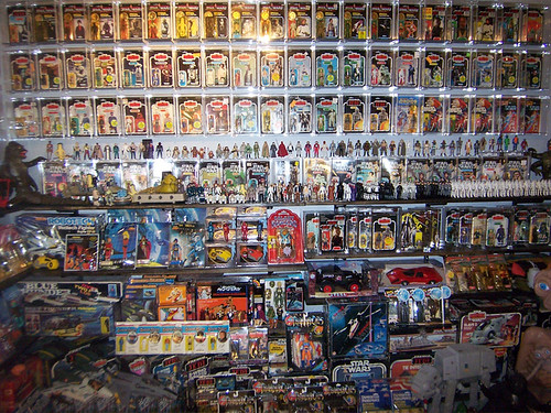 Star Wars Wall