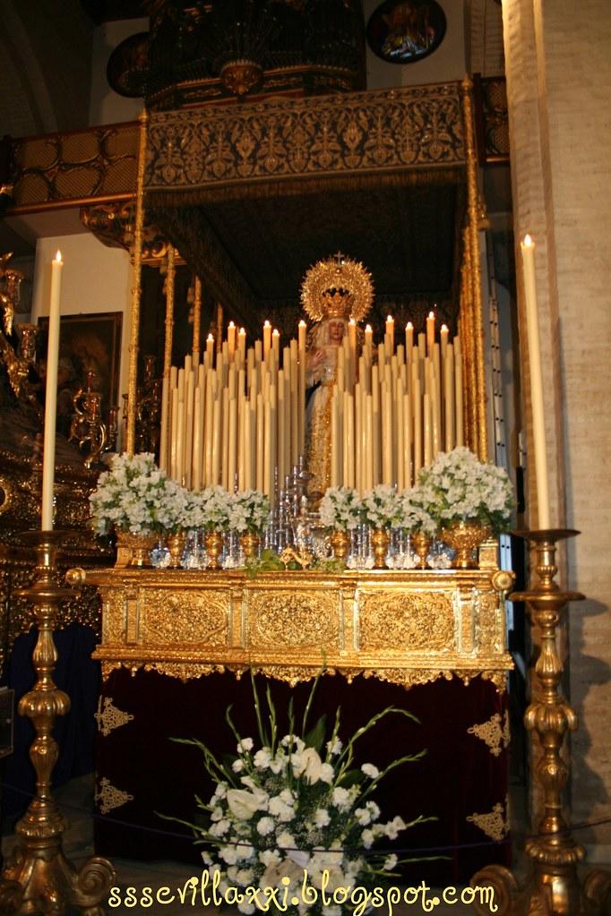Nuestra Señora de Loreto. Jueves Santo 2008