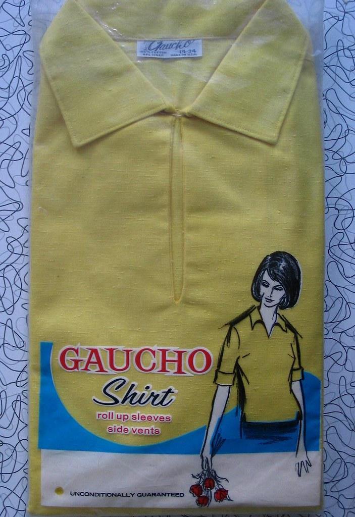 Retro Gaucho Shirt