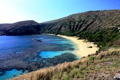 Hanauma Bay (aussieole) Tags: beach hawaii oahu hanaumabay
