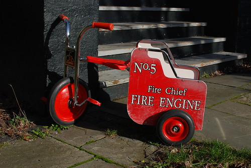 Fire Chief Fire Engine No. 5