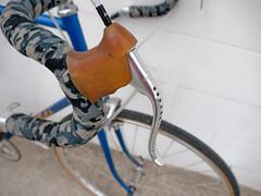 Eisentraut Dia-compe Gum lever (rperks1) Tags: bicycle modela vintage phil steel berthoud lugs eisentraut acornbags