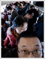 we are now in lijiang (-{ thus }-) Tags: china street city winter people color digital self airplane flight landing yunnan ricoh 2009   grd3 thusihaveseen grdiii
