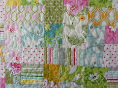 Nicey Jane Quilt with MY pattern :) (Sweet Baby Jamie) Tags: jane heather bailey nicey