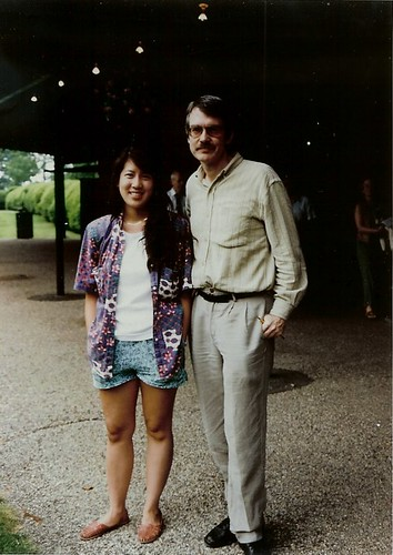John Harbison and me