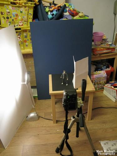 Set-up Shot