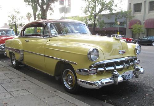 Chevrolet BelAir - 1954  .