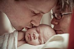 Loved (jæms) Tags: baby cute love girl sleep adorable niece amelie tiny newborn rest 2daysold