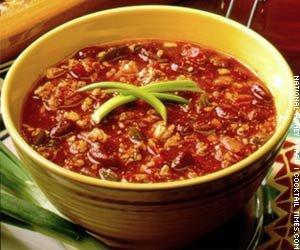 chili-vegetarian