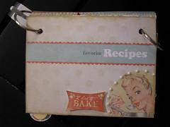 Vintage Recipe Kit