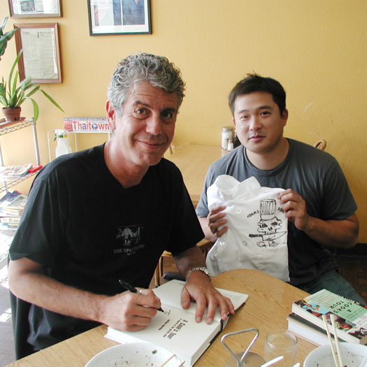 Anthony Bourdain Thai Town Noodle Whore