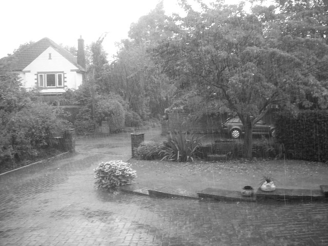Huddersfield rain