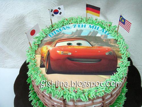 dimas bday kek