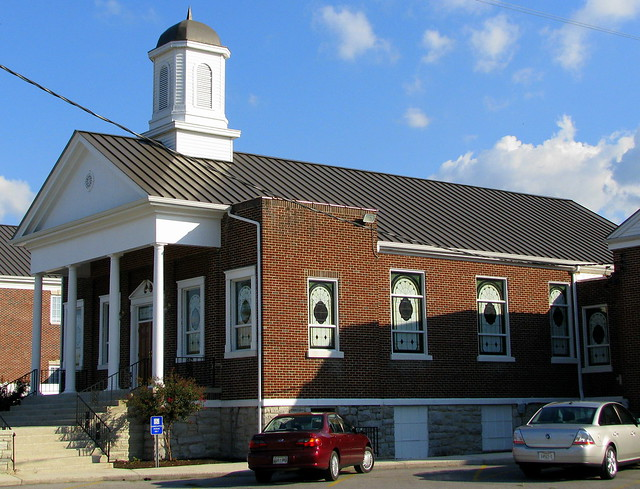 First Baptist Church - Woodbury, TN