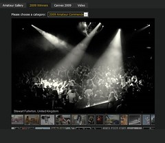 Commended Photograph now up on worldphotographyawards.org (Stewart Fullerton) Tags: 2 nightout glasgow sony crowd winner abc 2009 commended worldphotographyawards