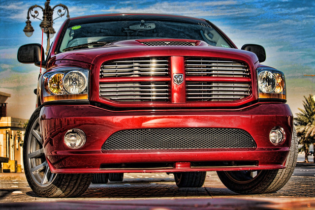 dodge ram viper powered srt10