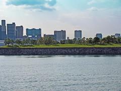 Tokyo Bay Defensive Sea Fort (Rekishi no Tabi) Tags: japan tokyo  odaiba minatoku  rainbowbridge    bay    seaforts tokyo