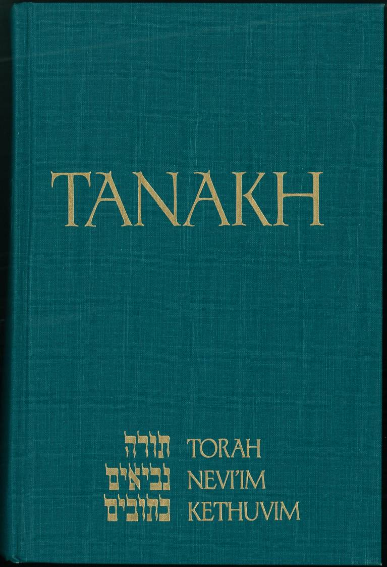 Jewish Publication Society - TANAKH - Internet Bible Catalog