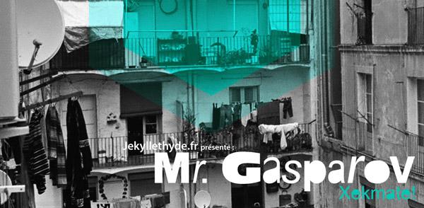J&H#006 Mix / Mr. Gasparov – Xekmate! (Image hosted at FlickR)
