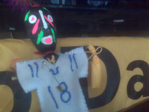 Another Peyton Manning Voodoo Doll