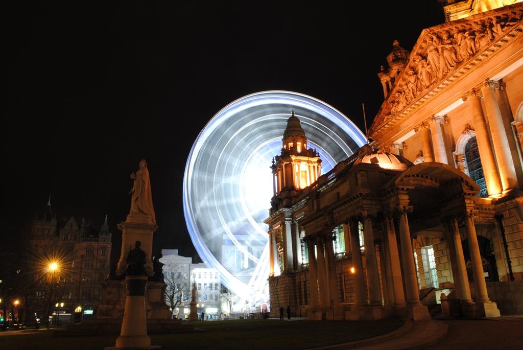 39-365 Belfast Wheel