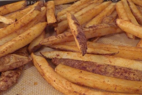 Baked Thick-Cut Homestyle Fries