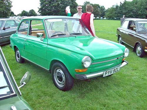 DAF 44 (1966-74) The DAF 44