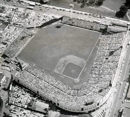 1958 1st major league practice