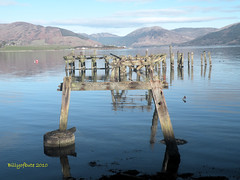 Old Jetty at Port Bannatyne(2946) (billyofbute) Tags: oldjetty isleofbute portbannatyne billyofbute