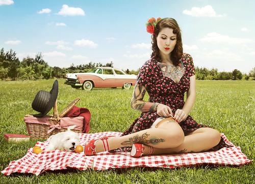 フリー画像| 人物写真| 女性ポートレイト| 白人女性| ドレス| 刺青/タトゥー|      フリー素材|
