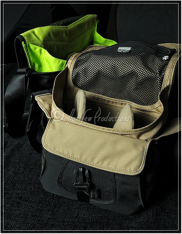 My Crumpler 5 and 6 million dollar camera bags taken with a Nikon D300 camera, a Tamron 17-50 lens, and Nikon SB-900 and SB-600 flashes