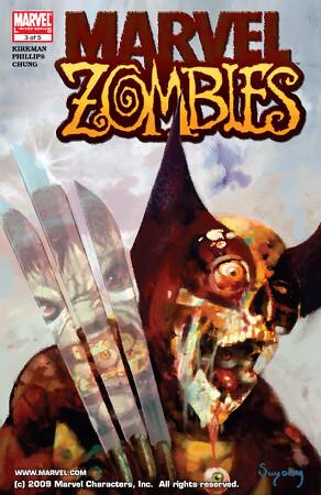 Digital Comics Marvel Zombies
