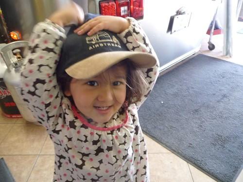 Airstream Hat