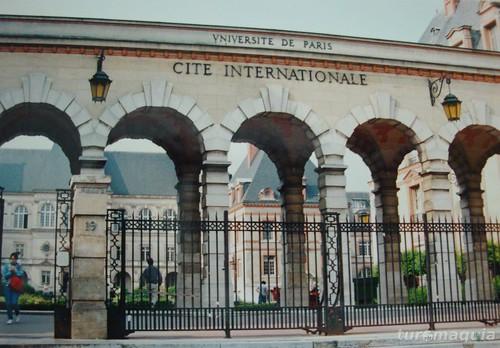 Cidade Universitária Paris