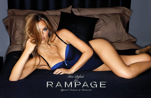 Bar Refaeli by Molested Moose