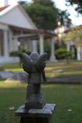 Statue (Nobody's Clown) Tags: church statue armenia