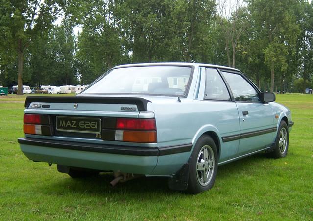 Mazda 626 2.0 Coupé (1983)