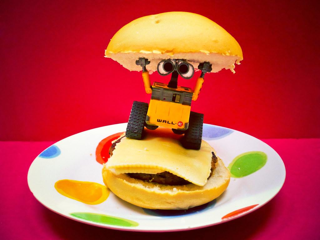 Wall-E Burger