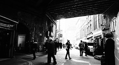 Borough market London: tunnel (j_wijnands) Tags: london nikon market boroughmarket borough d300 18105mmf3556gvr