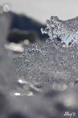 Kruiend ijs (aNNaj) Tags: winter sneeuw ijsselmeer ijs gaast kruiendijs