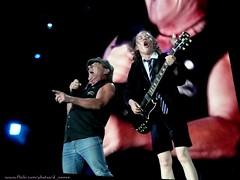 AC/DC (d_neeses_pix) Tags: rock acdc concert angus live livemusic sydney saturday rocknroll guitarist frontrow sydneyolympicpark brianjohnson blackice saturdayconcert angusyoung australiantour sydneyconcert anzstadium arenab